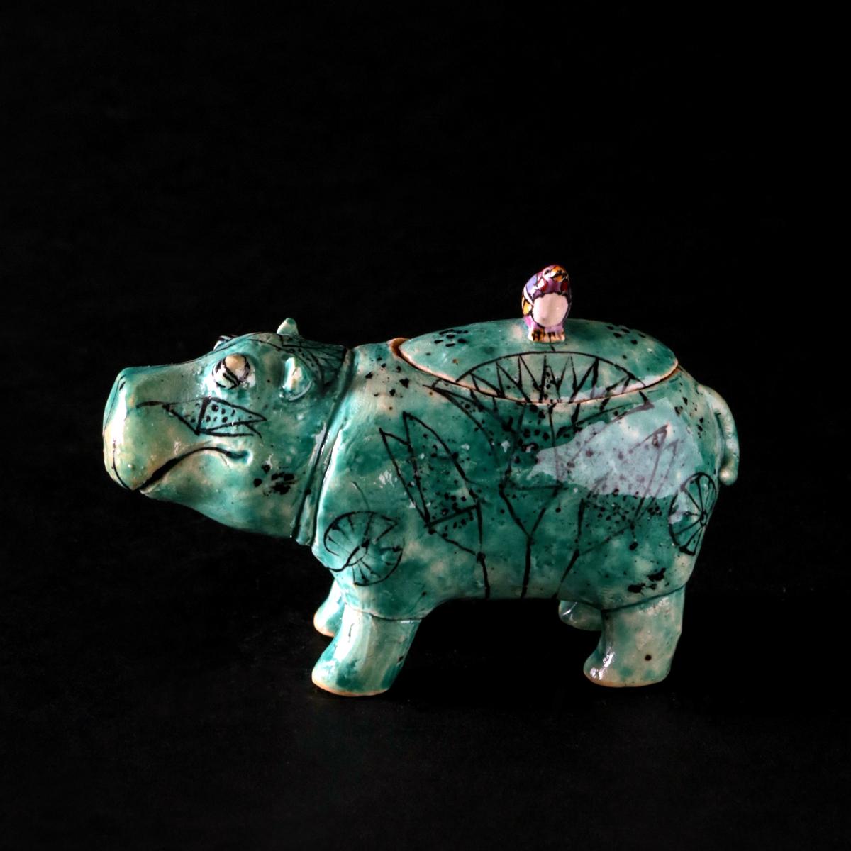 Hippo, small