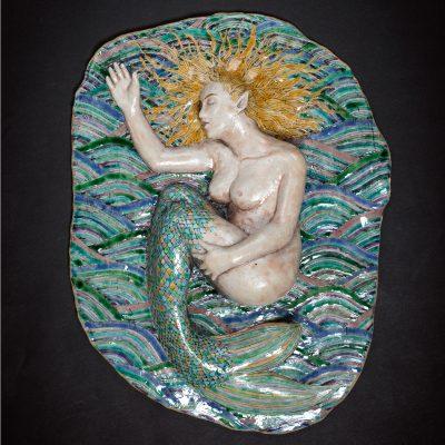 Mermaid by Kensuke Fujiyoshi