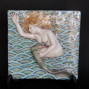 mermaid2 Kensuke Fujiyoshi