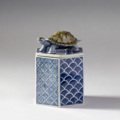 Turtle box ( Kensuke Fujiyoshi )