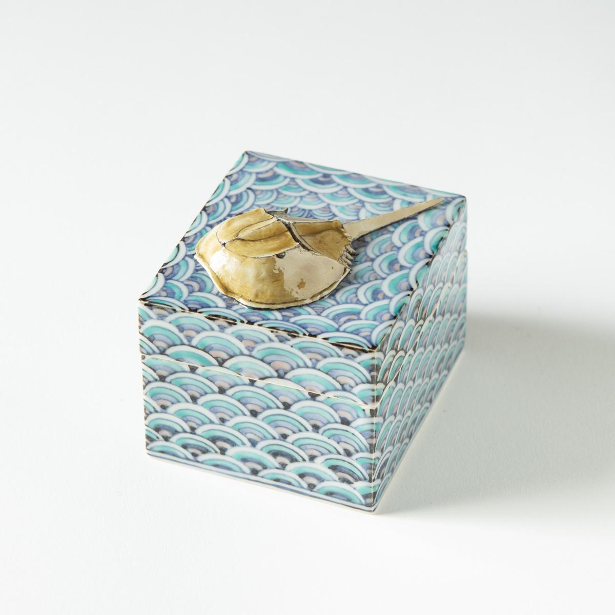 King crab box, Kensuke Fujiyoshi